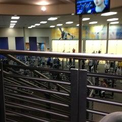 Photo taken at LA Fitness by Brandon R. on 4/3/2013