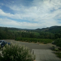Photo taken at Sbragia Family Vineyards by Daniel P. on 6/27/2015