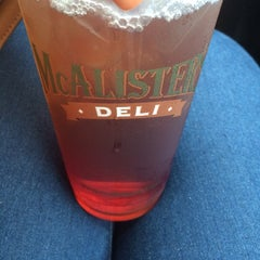 Photo taken at McAlister's Deli by 💗Demi🎀 S. on 6/10/2014