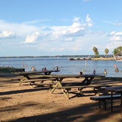Photo taken at Lake Conroe by Eloina G. on 9/2/2013