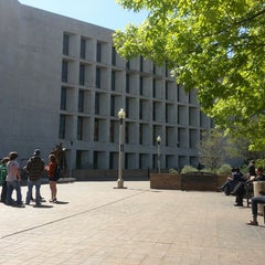 Photo taken at Perry-Castañeda Library (PCL) by Fidel on 3/26/2013