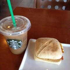 Photo taken at Starbucks by Holly U. on 4/20/2014