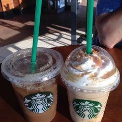 Photo taken at Starbucks by Holly U. on 5/18/2014