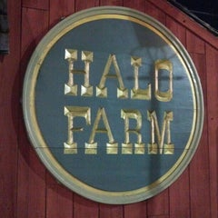 Photo taken at Halo Farm by Anthony S. on 2/27/2013