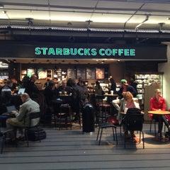 Photo taken at Starbucks by Andrew C. on 10/16/2012