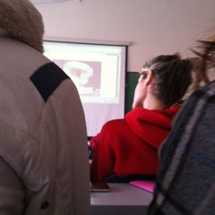Photo taken at Πανεπιστήμιο Δυτικής Μακεδονίας by Elena🎀 Z. on 3/20/2013