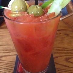 Photo taken at Allen Street Grill by Clarence D. on 9/20/2014