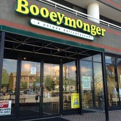 Photo taken at Booeymonger by David ⚡. on 4/20/2013