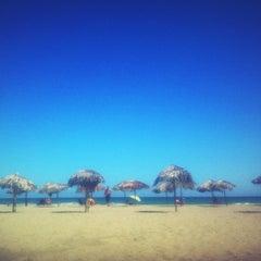 Photo taken at Playa Pelúa by Juan G. on 11/3/2012