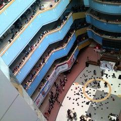 Photo taken at BINUS University by Anatasya M. on 11/12/2013