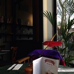 Photo taken at Brown's by Olga E. on 2/20/2014