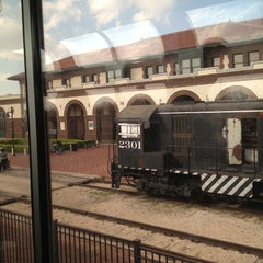 Photo taken at Temple Amtrak Station by Judy F. on 3/17/2013
