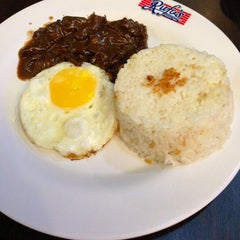 Photo taken at Rufo's Famous Tapa by Mike M. on 2/5/2014