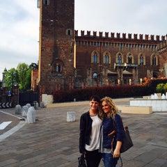 Foto scattata a Castello di Carimate Hotel da Asli M. il 4/20/2015