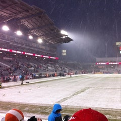 Photo taken at Dick's Sporting Goods Park by Bryce K. on 3/23/2013