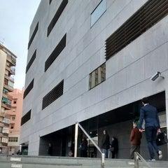 Photo taken at Ciudad de la Justicia de Almería by Luís P. on 1/13/2015