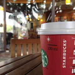 Photo taken at Starbucks by Fabian L. on 11/11/2012