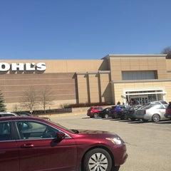 Photo taken at Kohl's by Nora K. on 3/30/2013