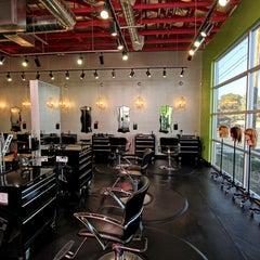 Photo taken at HOTBOX salon + spa by HOTBOX salon + spa on 2/21/2014