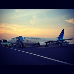 Photo taken at Ahmad Yani International Airport (SRG) by melissa w. on 11/13/2012