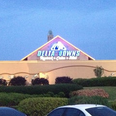 Photo taken at Delta Downs Racetrack, Casino & Hotel by Chris D. on 5/26/2013