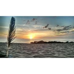Photo taken at Lanta Paradise Beach Resort by Arone G. on 12/10/2014