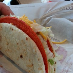 Photo taken at Taco Bell by Tony B. on 8/24/2013