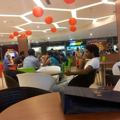 Photo taken at Foodcourt @ Phoenix Marketcity by Bakasura B. on 9/16/2012