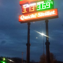 Photo taken at Petro Stopping Center by Damon D. on 1/13/2014