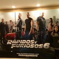 Photo taken at Cinemark Adrogué by Cele R. on 6/6/2013