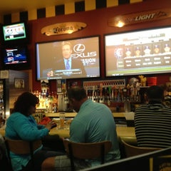 Photo taken at Buffalo Wild Wings by Scott C. on 5/20/2013