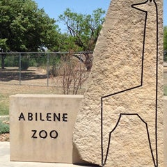 Photo taken at Abilene Zoo by Sharon K. on 5/4/2014
