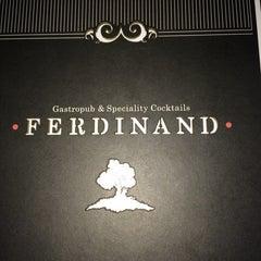 Photo taken at Ferdinand by Celine M. on 11/20/2014