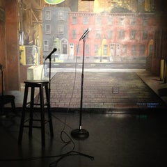 Photo taken at Helium Comedy Club by Theresa S. on 5/19/2013