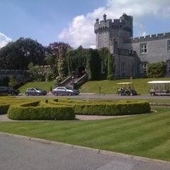 Photo taken at Dromoland Castle Hotel by Andrew W. on 5/23/2011