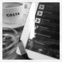 Photo taken at Costa Coffee by Justin G. on 12/26/2012