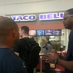 Photo taken at NEX Taco Bell by Al M. on 10/20/2012