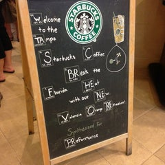 Photo taken at Starbucks by Heather T. on 8/24/2013