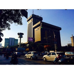 Photo taken at Bank Indonesia by Bernad S. on 7/28/2015