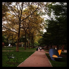 Photo taken at Pratt Institute by Patricia Dale L. on 10/16/2013