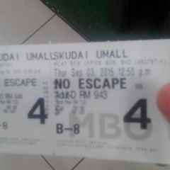 Photo taken at MBO Cinemas by Liyana M. on 9/3/2015