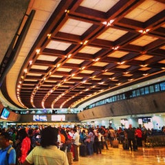Photo taken at Ninoy Aquino International Airport (MNL) Terminal 1 by Ko P. on 3/13/2013