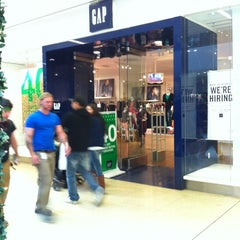 Photo taken at Gap by Bonnie S. on 11/29/2013