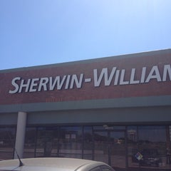 Photo taken at Sherwin-Williams by Charu S. on 3/24/2013