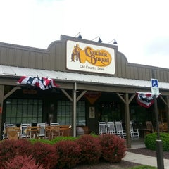 Photo taken at Cracker Barrel Old Country Store by William H. on 5/29/2013