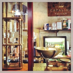 Photo taken at Catalina Coffee by Whitney on 3/31/2013