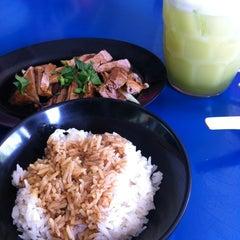Photo taken at Kovan Hougang Market & Food Centre by Valerie L. on 3/16/2013