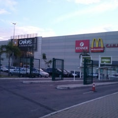 Photo taken at Canoas Shopping by Samara Paula F. on 4/28/2013
