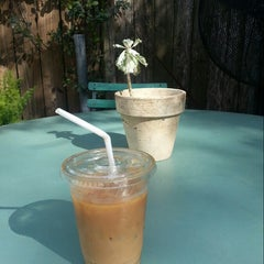 Photo taken at Antidote Coffee by Kimberly G. on 3/29/2013