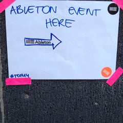 Photo taken at Ableton HQ by Gonza S. on 7/17/2014